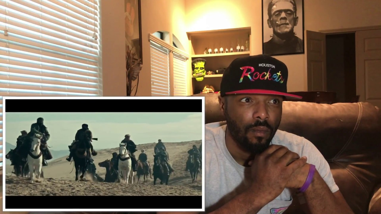 Download 12 Strong Official Trailer Reaction