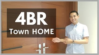 Brand New Townhouse FOR SALE near TOMAS MORATO and E.  Rodriguez in QUEZON CITY
