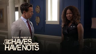 Veronica Finds Who's Controlling The Cryer Estate | Tyler Perry's The Haves and the Have Nots | OWN