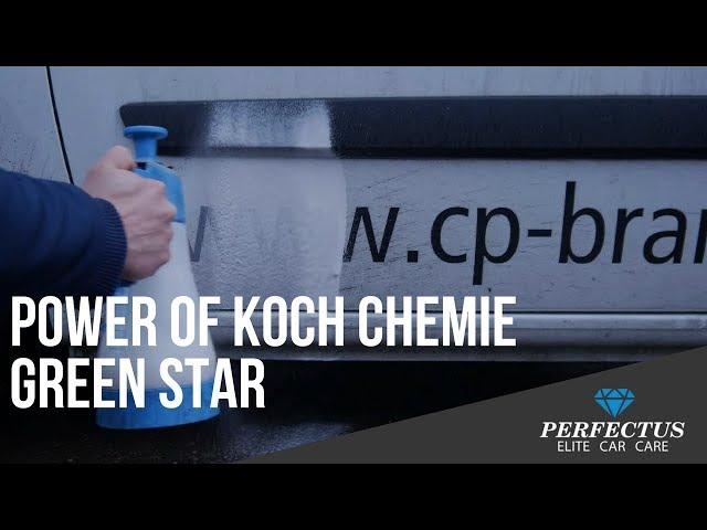 Power of Koch Chemie Green Star