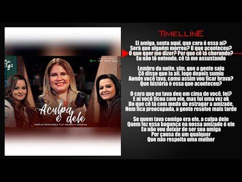 Marília Mendonça - A Culpa é Dele feat. Maiara e Maraisa (DOWNLOAD LETRA)