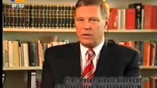 Willkür der dt.  Staatsanwaltschaft - 2002