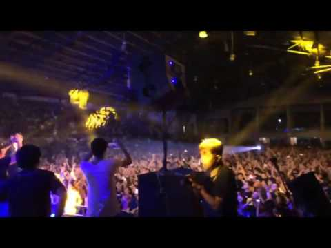 Chocolate Factory - Young Wild and Free LIVE at UA