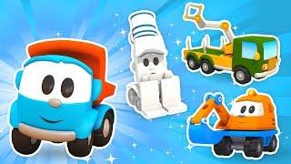 Leo the Truck for Children: Kids' Car Cartoons Full Episodes