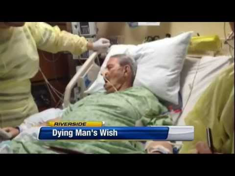 Man's dying wish to become a U.S. Citizen granted, says family Attorney Ashwin Sharma