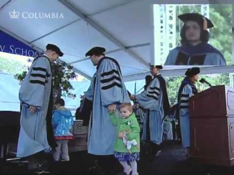 2011 Columbia Law School Graduation Ceremony
