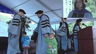2011 Columbia Law School Graduation Ceremony