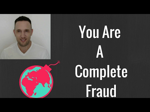 You Are A Complete Fraud | ESL Teacher Overseas