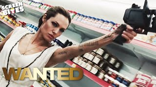 Supermarket Scene | Wanted | SceneScreen