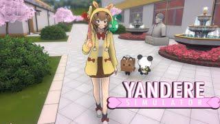 PLAY AS AIKO UMESAWA From Danganronpa | Yandere Simulator