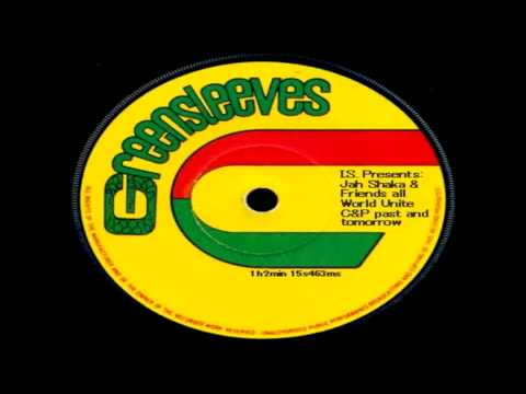 "Jah Shaka and Friends ""45 Disco Stylee"""