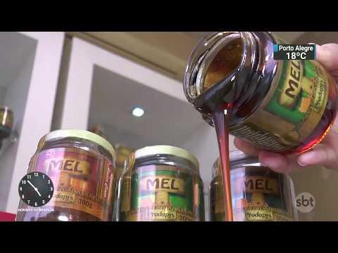 Santa Catarina conquista prêmio de melhor mel do mundo pela quinta vez | SBT Notícias (06/10/17)