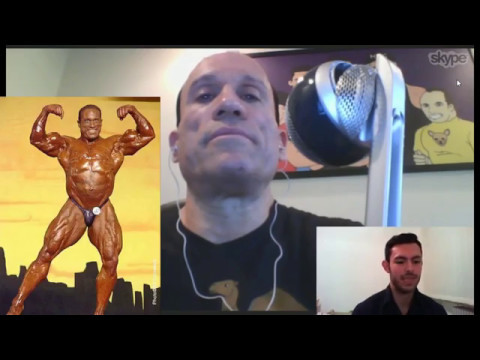 Dave Palumbo Talking about Palumboism