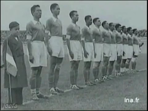 Indonesia in World Cup 1938 | youtube.com