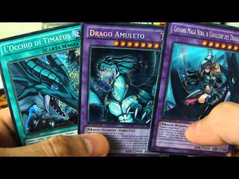 Eye of Timaeus Fusion Cards