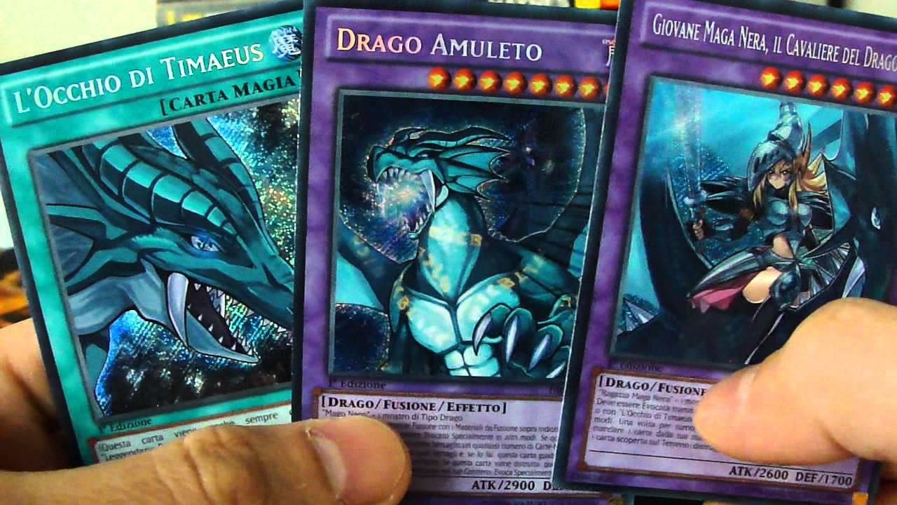 Eye of Timaeus Fusion Cards - YouTube