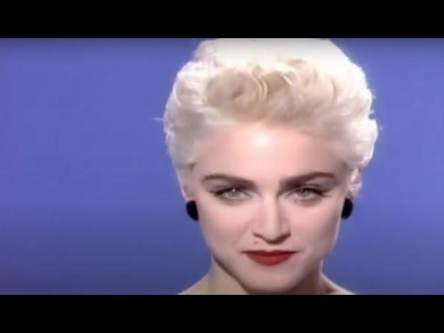 Madonna - True Blue [Official Music Video]