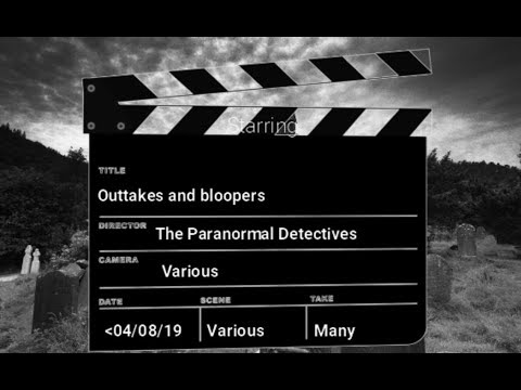 Ghost Hunting Gone Wrong! - Outtakes & Bloopers Top 10 Awards!