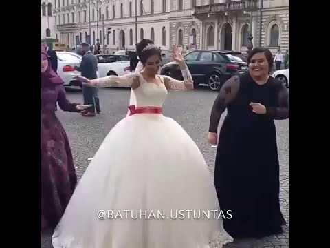 Танец невесты. Трек Denorecord - Like A Bomba 🎶