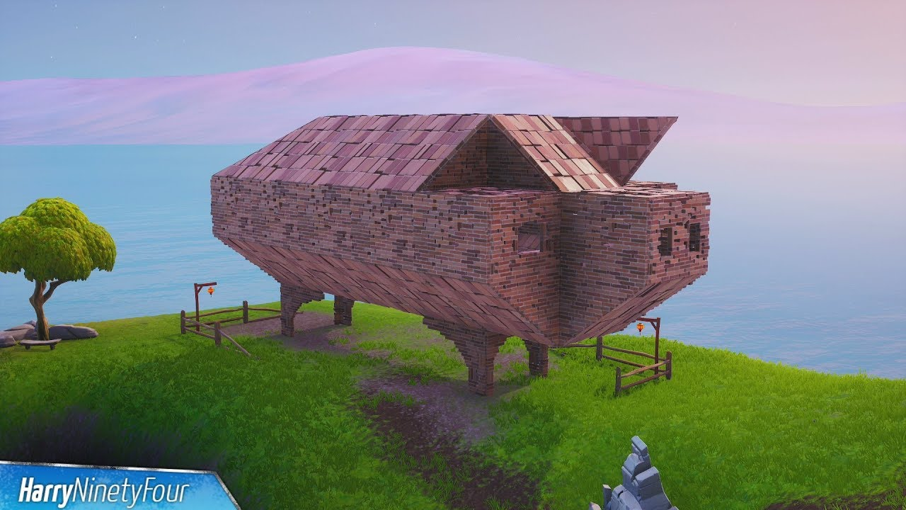 Fortnite Wooden Rabbit Stone Pig Metal Llama Locations Guide Season 8 Challenge