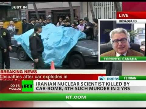 'Iran to target US & Israel for killing nuke scientist'