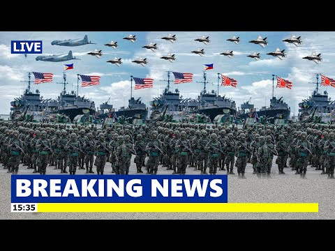 News Alert: More Hundreds of US and Japanese Forces to Taiwan to intercept 150 Chinese Warplanes