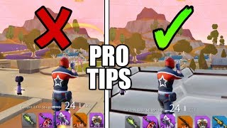 5 THINGS NOOBS DO IN CREATIVE DESTRUCTION - Pro Tips And Tricks