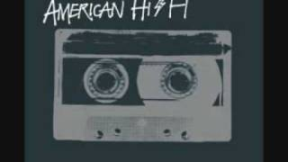 Watch American HiFi My Only Enemy video