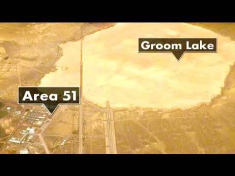 Area 51: The Government Conspiracy Truth