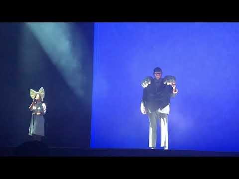 Sia Breathe Me- Melbourne Australia 30th Nov
