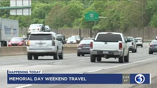 VIDEO: Millions of people expected to travel this weekend