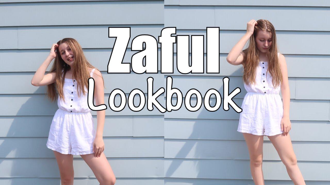 Zaful Summer Lookbook! |HeyItsAinsley