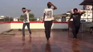 "Jai Ho by "" Sandeep Steps Dance Academy """
