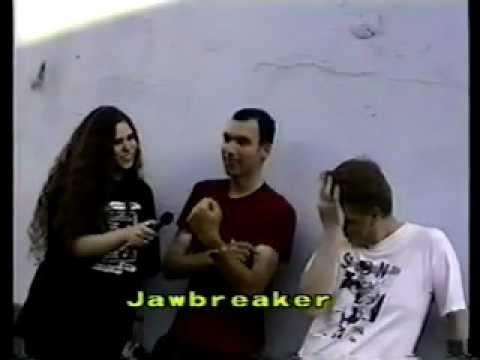 Jawbreaker 1994 Public Access TV interview