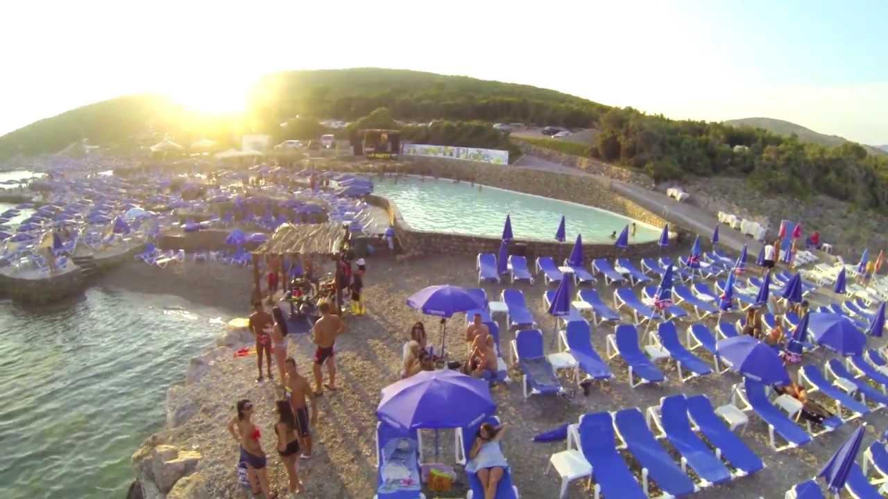 Ploce Beach Budva, Montenegro
