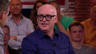 Voetbal Inside gemist: René van der Gijp dankt carrière aan Louis van Gaal