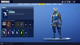 FORTNITE: NEW Leaked Skin | MUSHA!