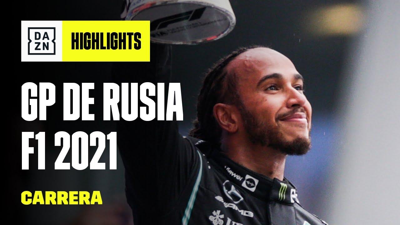 Gran Premio de Rusia de Formula 1   Carrera F1   Highlights y resumen