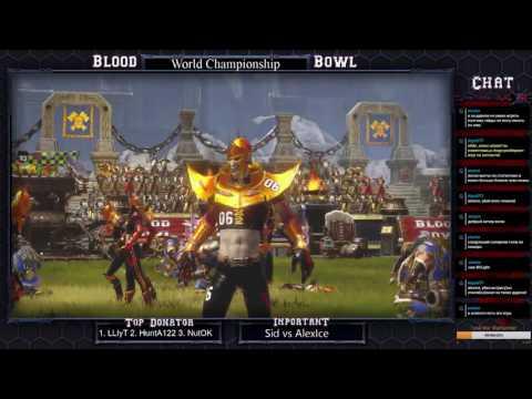 WC Sid(Dwarfs) vs AlexIce(Dark Elves)