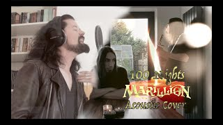 Marillion - 100 Nights (Acoustic cover by Neonfly)