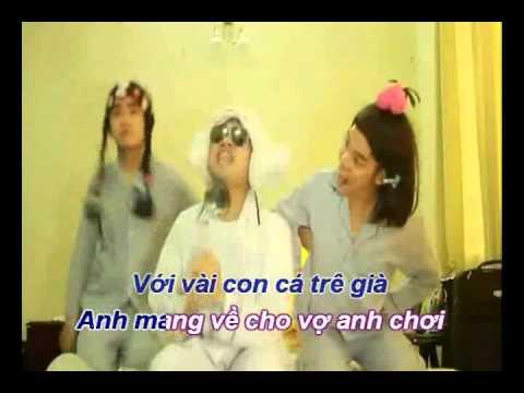 ong xa em number one.wmv - karaoke