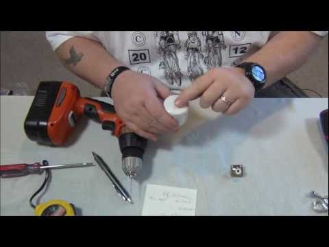 Homebrew 20 Meter Dipole Antenna — Home Depot / Lowes Part 1