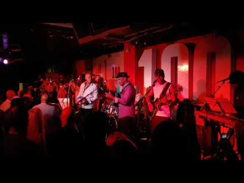 The Brit Funk Association @ The 100 Club, London, 11/08/2017