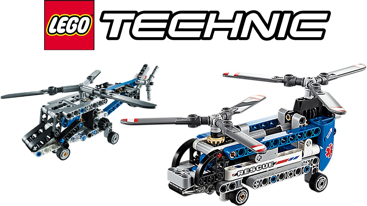 lego 42020 helicoptero 2 en 1 lego technic 42020 helicopter 2 in 1 youtube. Black Bedroom Furniture Sets. Home Design Ideas