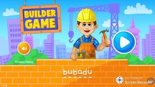 Bé làm thợ xây dựng và cơ khí ( giải trí dành cho bé yêu )#2