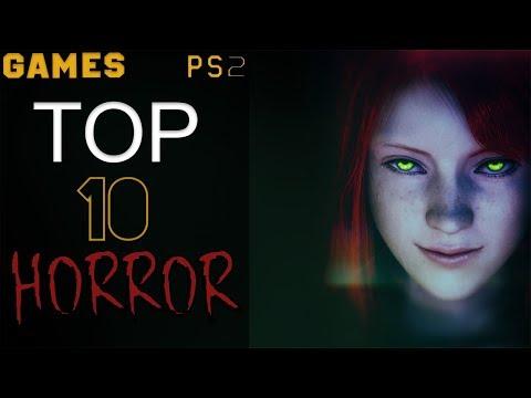 Top 10 Horror Games [PS2]