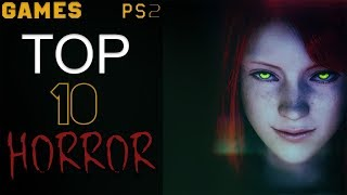 Top 10 Horror Games [PS2]