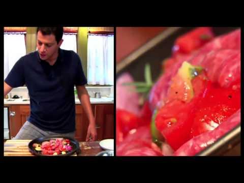 Sanduíche com bacon - Beto Madalosso