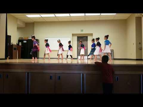 Olmos elementary school hmong dance 2018