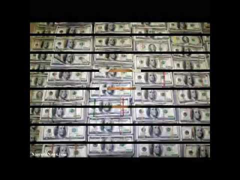 World Record Money Seizure in Mexico City